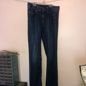 Lily Pulitzer main line jeans size 8